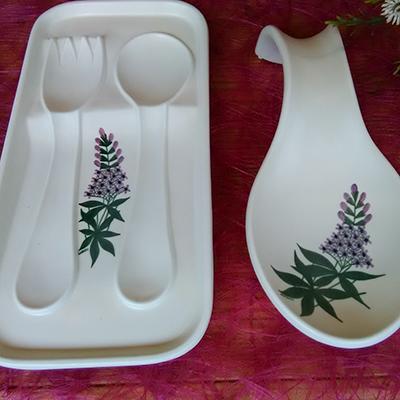 Epilobio Decori Ceramiche Lazzara Paluzza