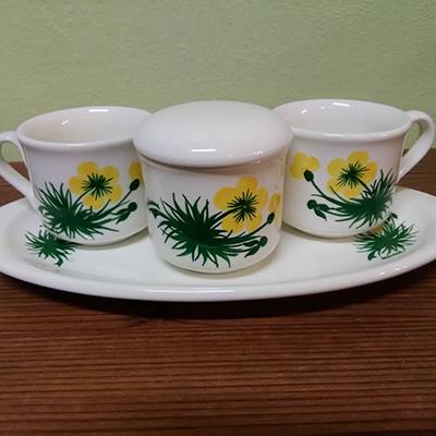 Ranuncolo Decori Ceramiche Lazzara Paluzza